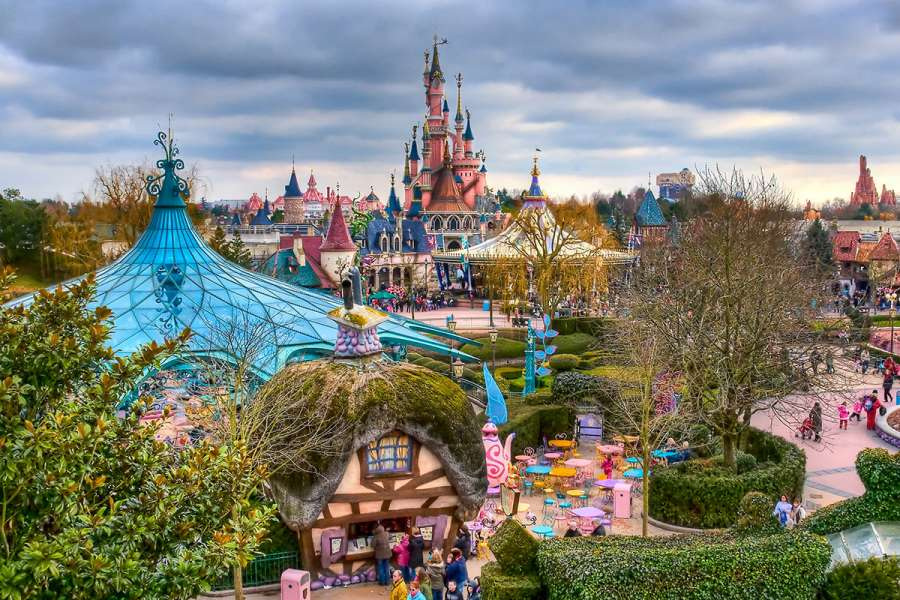 Disneyland Paris - photo 3