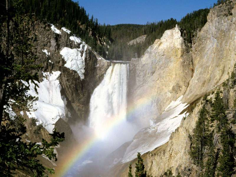 Yellowstone National Park - photo 1