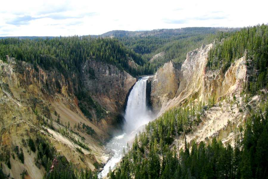Yellowstone National Park - photo 2