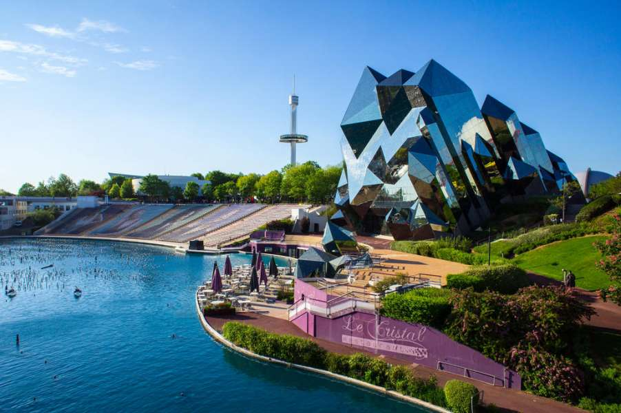Futuroscope - photo 1