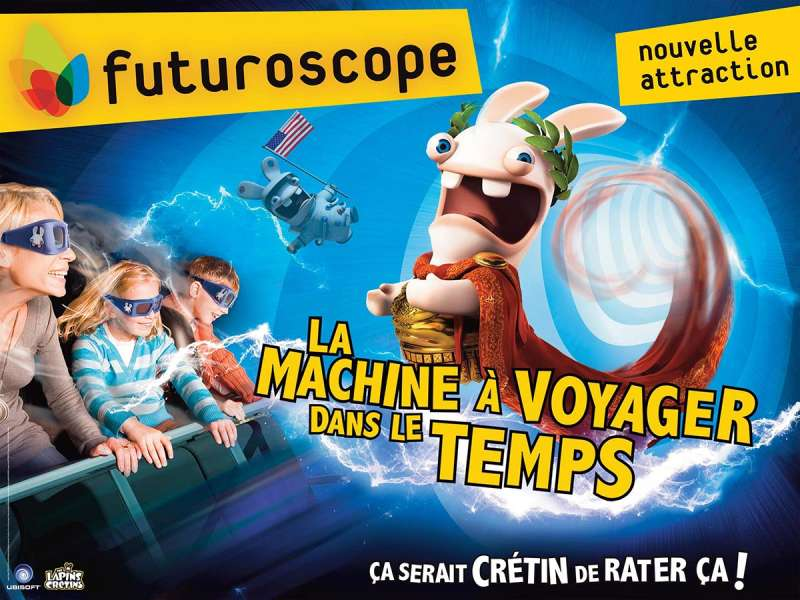 Futuroscope - photo 3