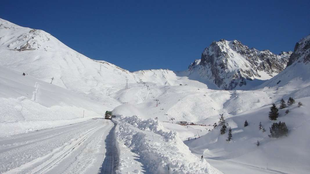 Domaine skiable Grand Tourmalet - photo 2