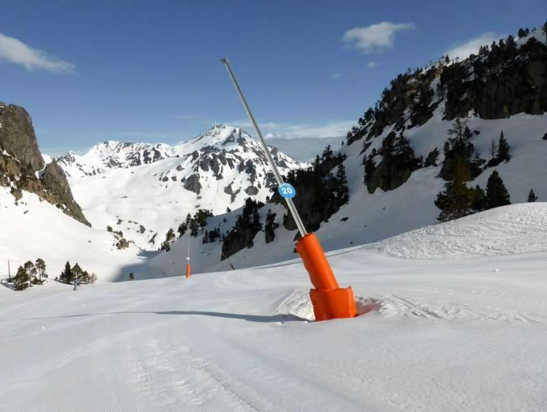 Domaine skiable Grand Tourmalet - photo 4