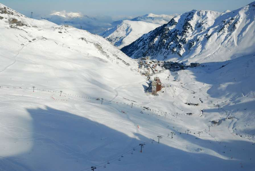 Domaine skiable Grand Tourmalet - photo 6
