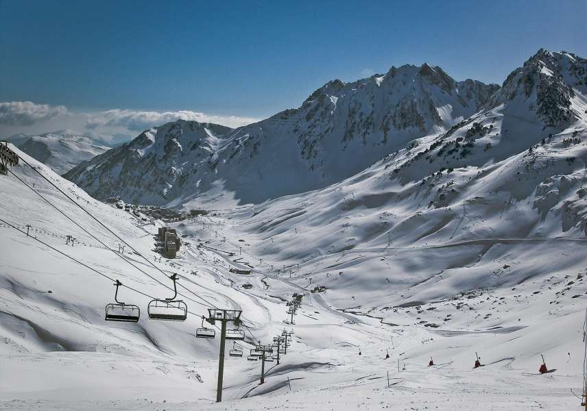 Domaine skiable Grand Tourmalet - photo 7