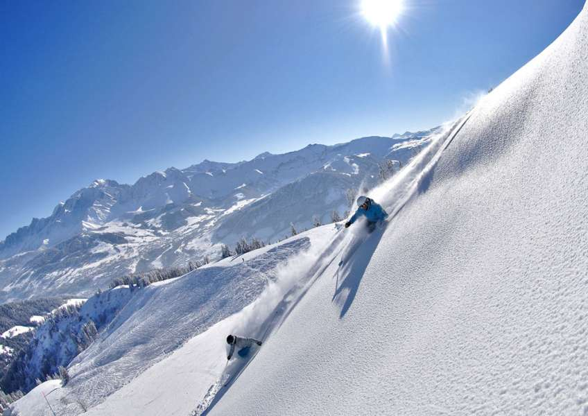 Domaine skiable Evasion Mont-Blanc - photo 3