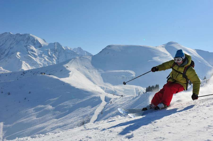 Domaine skiable Evasion Mont-Blanc - photo 4