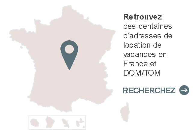 carte france location de vacances