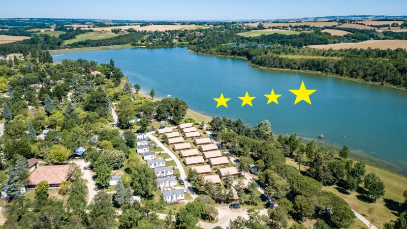 Camping Lac de Thoux St-cricq - photo 5