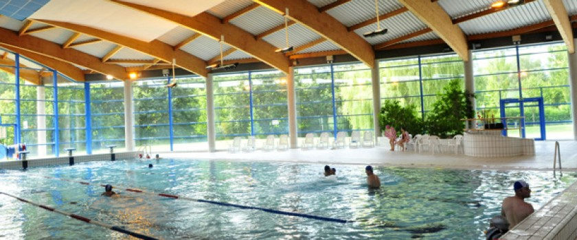 Camping campeole le giessen for Piscine kaysersberg