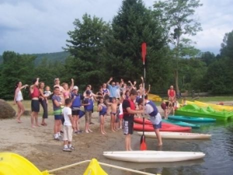 Camping du lac de Foix - photo 1